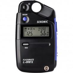 Fotômetro Sekonic L-308X  Flashmate Light Meter