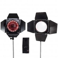 Iluminador de LED Luz Contínua para Foto e Vídeo YL111