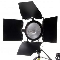Iluminador de luz continua halógena 800ws com Dimmer