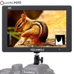 Monitor na Câmera 4K com Entrada HDMI / IPS 1920x1200