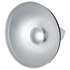Beauty Dish com tela difusora removível 70cm