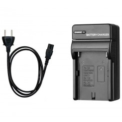 Carregador para bateria padrão np f550, f750 e f970