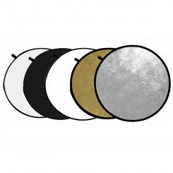 Rebatedor Circular Dobrável 5 em 1 medida 1,07m